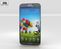 Samsung Galaxy Mega 6.3 3D Model