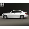 15 08 53 442 mercedes benz c class  mk4   w205  sedan 2014 480 0005 4