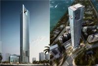Skyscraper Office Building 007 3D Model