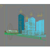 15 26 24 753 skyscraper office building 012 5 4