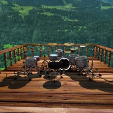 Realistic Drums for Maya 1.0.0