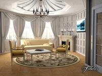 Living room 21 3D Model