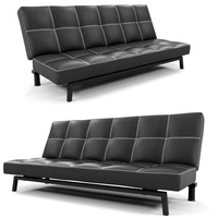 sofa timaru 3D Model