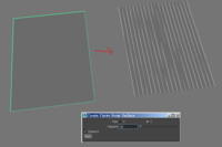 Free Create Curve From Surface for Maya 1.0.0 (maya script)