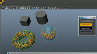 Free Checker UV for Maya 0.0.1 (maya script)