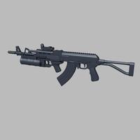 AK103 3D Model