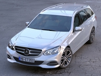 Mercedes Benz E class T model 2014 3D Model