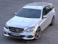 W212 E class T model 2014 3D Model