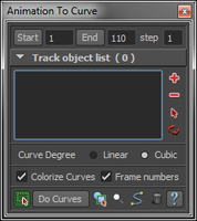 Free Animation To Curve for Maya 2.0.0 (maya script)