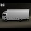 16 22 02 662 mercedes benz atego  mk3  823  box truck 2axis 2013 480 0005 4