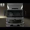 16 22 04 542 mercedes benz atego  mk3  823  box truck 2axis 2013 480 0010 4