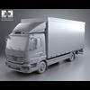 16 22 04 787 mercedes benz atego  mk3  823  box truck 2axis 2013 480 0011 4