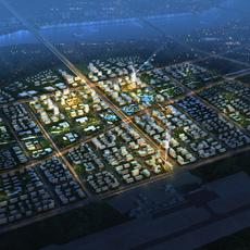 City Planning 026 3D Model