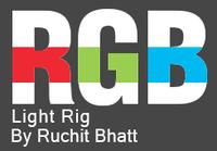 Free RGB Light Rig for Maya 1.0.0 (maya script)