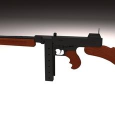 Thompson 1928 3D Model