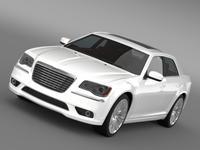Chrysler 300C 2013 3D Model