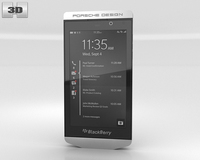 BlackBerry Porsche Design P'9982 3D Model