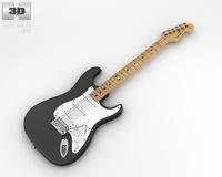 Fender VG Stratocaster 3D Model