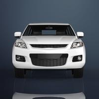 Luxury car 3D Model