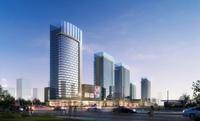 City shopping mall 012 3D Model