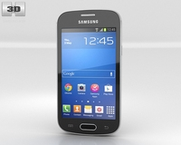 Samsung Galaxy Trend 3D Model
