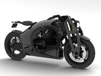 Renard Grand Tourer 2012 3D Model