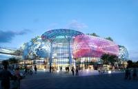 City shopping mall 019 3D Model
