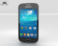 Samsung Galaxy Trend Plus 3D Model