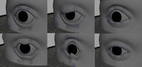 Auto Eyelids Rig for Maya 1.0.0 (maya script)
