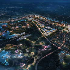 City Planning 031 3D Model