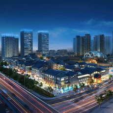 City Planning 032 3D Model
