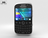 BlackBerry Curve 9315 3D Model