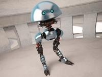 Robot JP08 3D Model