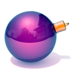 Christmas bauble 3D Model