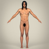 17 24 08 480 realistic muscular fighter male 16 4