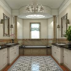 Bathroom 53 3D Model