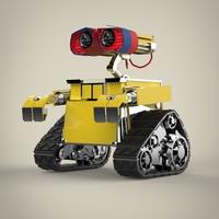 Robote 3D Model