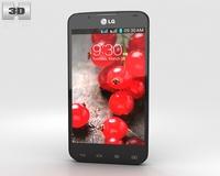 LG Optimus L7 II Dual P715 3D Model