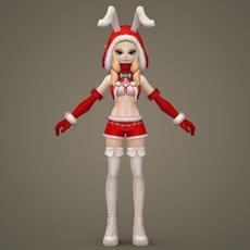 Toon character Hileleri 3D Model