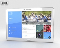 Samsung Galaxy TabPRO 12.2 3D Model