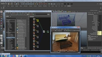 Free X3stardust matte-painting & photomapping tool for Maya 1.1.0 (maya plugin)