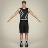 17 51 14 157 realistic male basketball player 08 4