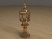 Exterior_Lamp 3D Model