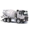 Mercedes Actros Cement Mixer 3D Model