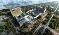 Hospital building 003 3D Model