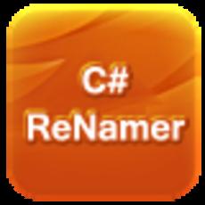 Dynamic C# ReNamer 1.0.0 for 3dsmax (3dsmax script)