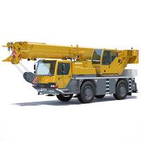 Mobile Crane LTM 1040 3D Model