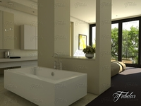 Bathroom 06 3D Model