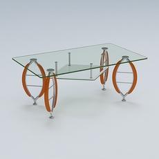 Center Table 05 3D Model