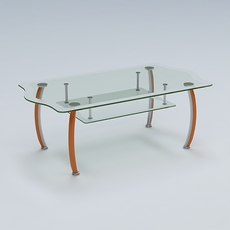 Center Table 07 3D Model